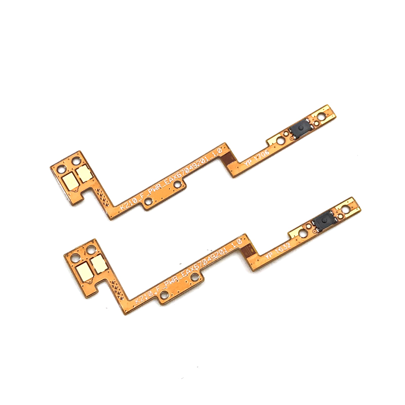 Power Flex Cable For LG X Power K220DS K220 ON And Off Button Flex Cable Replaceme Parts