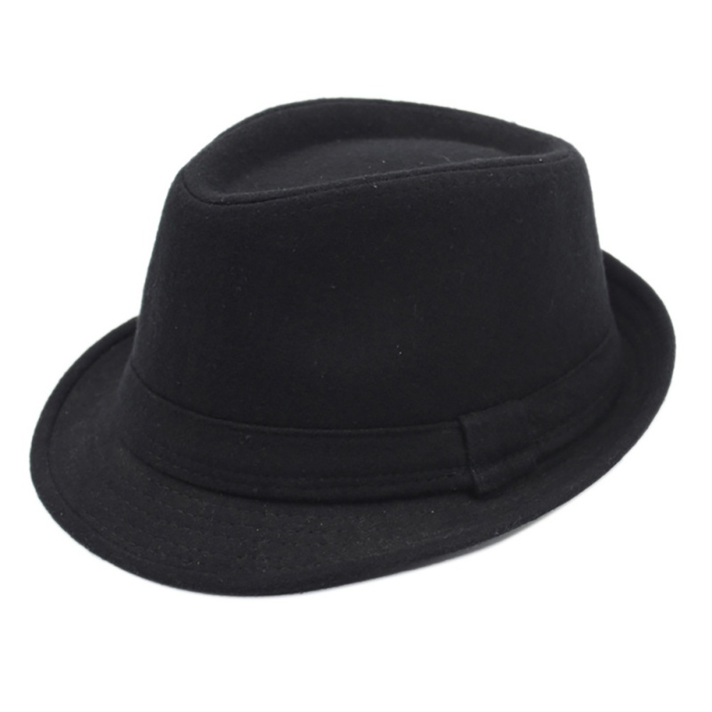 Cap Top-Hat Make-Up-Party-Cap Retro-Style British Winter Women Autumn Magician Elastic title=