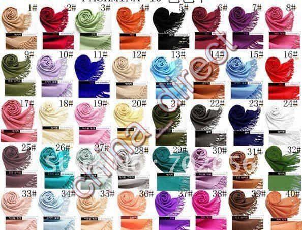 Женский однотонный шарф хлопчатобумажная накидка шарфы шаль Пашмина твердый шарф обертывание подарок 27 шт./лот распродажа#1966