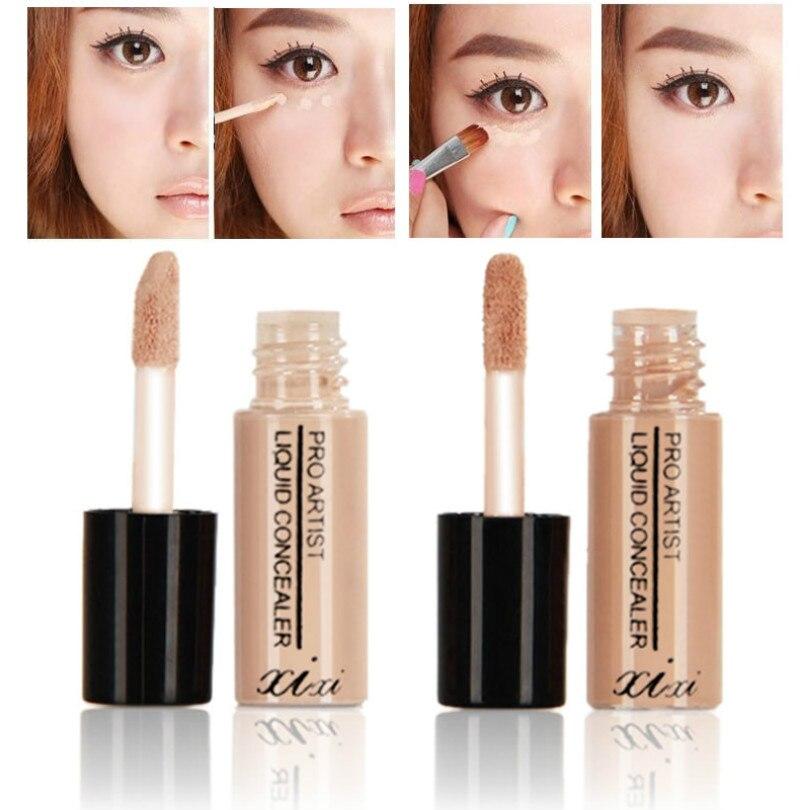 (1Pcs/Sell) Makeup Liquid Concealer Stick Hide Blemish Cream Concealer Lip/Dark Eye Circle Cover Concealer Long Lasting Hot|Concealer| |  - AliExpress