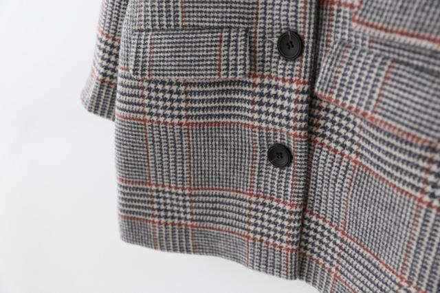 Girls Warm Wool Coat