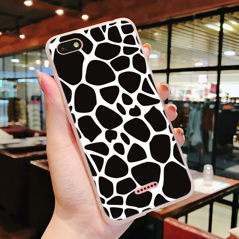 Silicone Phone Case Glitter leopard Fashion Printing for Xiaomi Mi 6 8 9 SE A1 5X A2 6X Mix 3 Play F1 Pro 8 Lite Cover in Fitted Cases from Cellphones Telecommunications