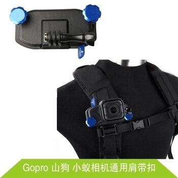 Garmin Gopro Mount | Quick Release  Backpack Clip Clip Fast Clamp Mount For Gopro Hero 5 4/3+ 3 2  SJ4000 SJ5000 GITUP2 XIAO MI YI 4k Action Camera