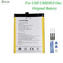 Roson Cho UMI Umidigi 1 Pin 3550MAh 100% Mới Thay Thế Các Bộ Phận Điện Thoại Phụ Kiện Accumulators Với Dụng Cụ