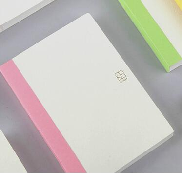 A6 Fitted Refilled Paper Book 128 Sheets Dots/lined/blank/grid Pages 10.5*15cm For Standard A5/A6 Fitted Journal Cover