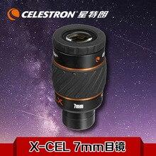 Celestron X-CEL LX 7 мм окуляра объектив с многослойным покрытием система окуляр цена одна часть не Монокуляр
