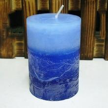 цена на Home Candle Romantic Colorful Smokeless Candles Bougies Candle Wax Birthday Candles Velas Decorativas Weding Decoration 50KO305