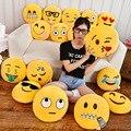 Emoji travesseiro almofada decoração almofada emoji emoticons Smiley Face Travesseiro almofadas decorativas almofadas sorriso