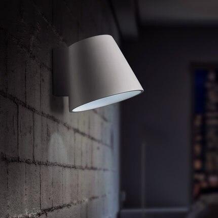 Applique Da Parete moderno Stile Nordico Lampada Da Parete Semplice ...