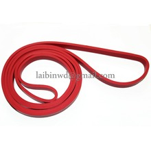 Hot Quality Latex Crossfit Resistance Bands Fitness Body Gym Power Training Powerlifting Pull Up Red for wholesale freedrop