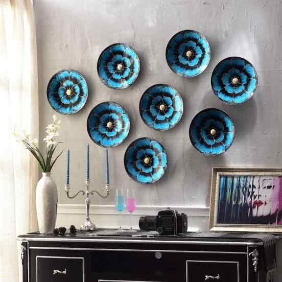 Decor Wall Plates 12inch Tv Background