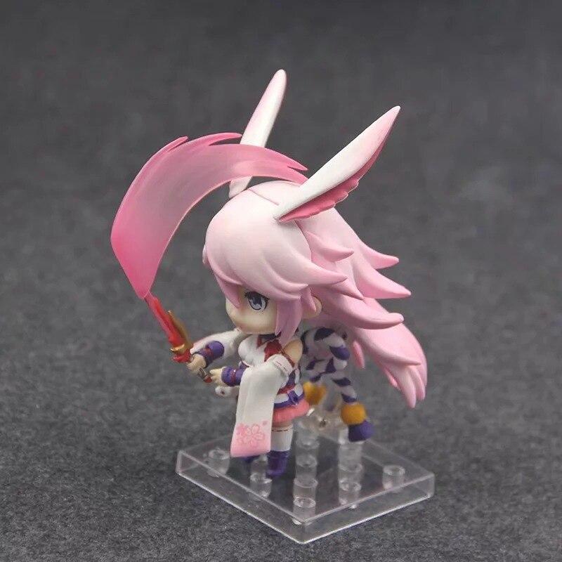 Nouveau Nendoroid No 908 Yae Sakura figurines d'action Chaude Anime Films PVC Collection Modèle Cadeaux 10 cm Avec la Boîte