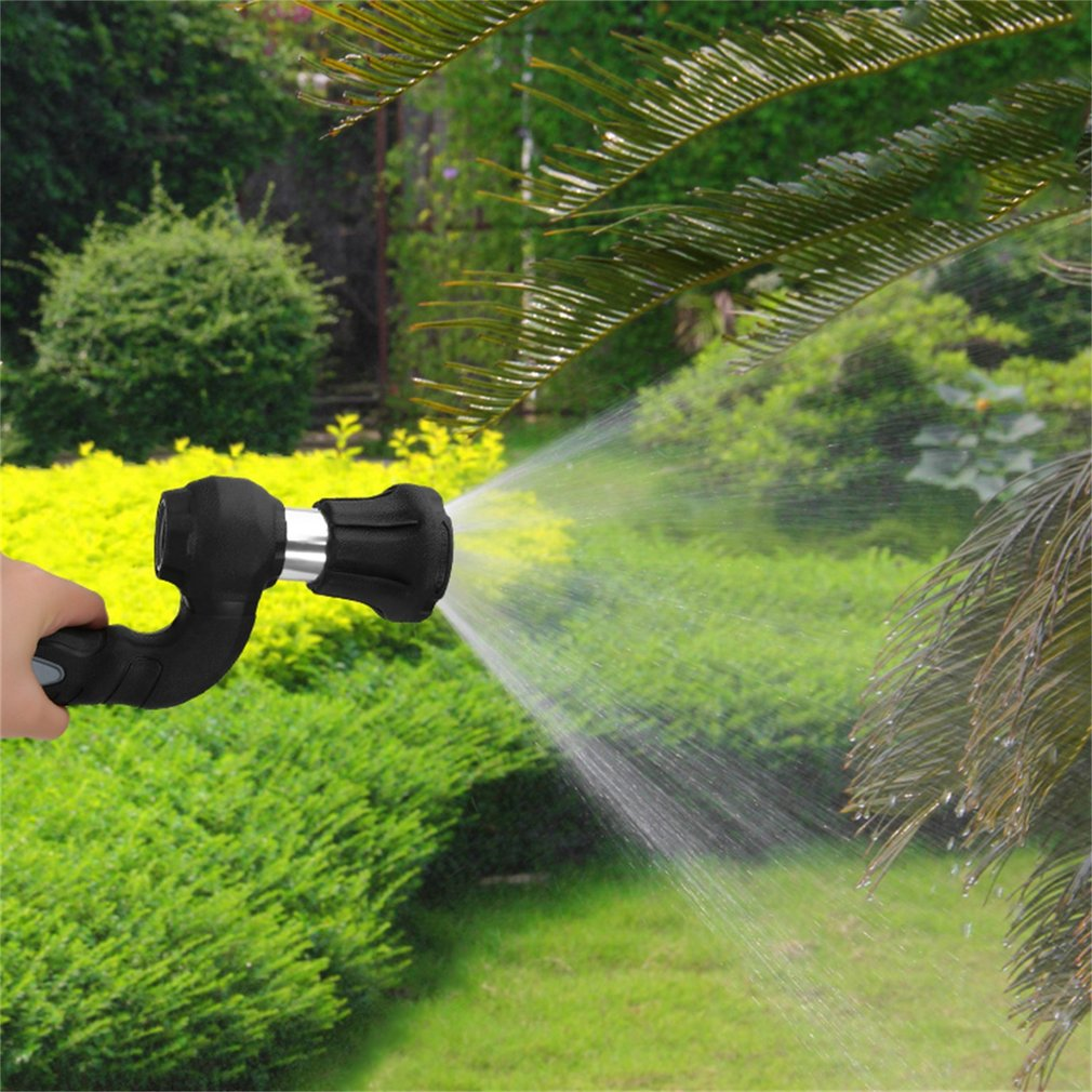 Image 2 - Mighty Power Hose Blaster Fireman Nozzle Lawn Garden Super Powerful Home Original Car Washing by BulbHead Wash Water Your Lawn-in Garden Water Guns from Home & Garden