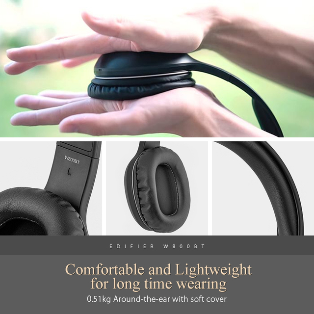 Bluetooth Headset Headphones Stereo Wireless Earphone for iPhone Android Phone Computer fone de ouvido