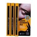 Pomada líquido lápis de sobrancelha sobrancelha beleza mulheres set make up eye brow novo pintar para as sobrancelhas liner cosmestic