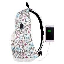 2017 скрытая молния женский рюкзак anti theft сумка рюкзак для ноутбука Водонепроницаемый холст Сумки Бизнес Dayback Мода для девочек школа