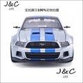 Горячая 1:24 Mustang Модели Mustang GT Сплава Cars Модели Металлического Сплава Литья Под Давлением Модели Автомобиля Металла Автомобилей Для Сбора Автолюбителей