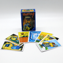 Wanted Card Game 3-5 Players