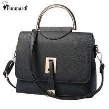 1cf9e359c Venda quente Da Moda PU couro alça de metal saco do mensageiro saco retro  mulheres bolsa de couro sacos de mulheres marca de des.