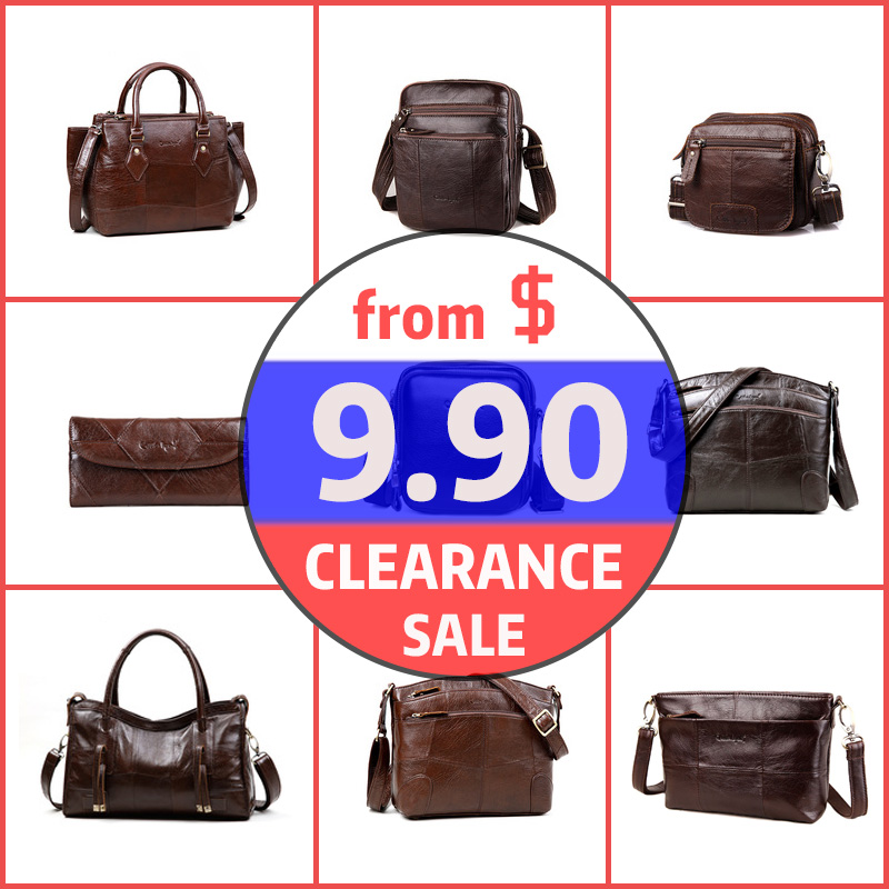 58245104e82a Clearance Genuine Leather Bags for Women Large Capacity Genuine ...
