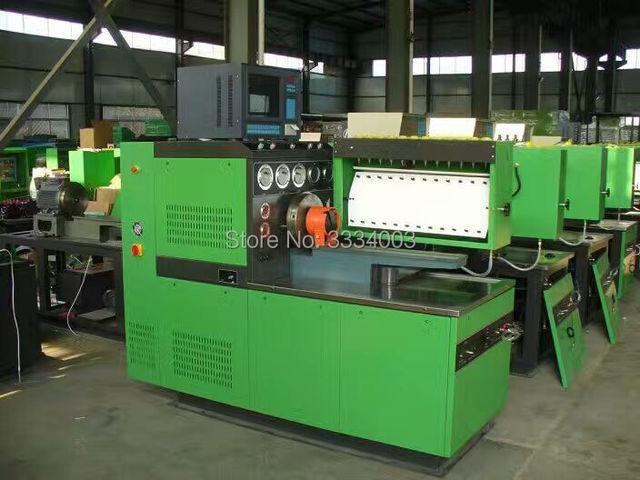 12PSB-C compute display diesel pump test bench, diesel test stand, diesel pump test repair tools