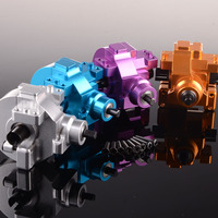 102051 Alloy Gear Box Drive & Diff.Gear Upgrade RC 1/10 HSP RedCat