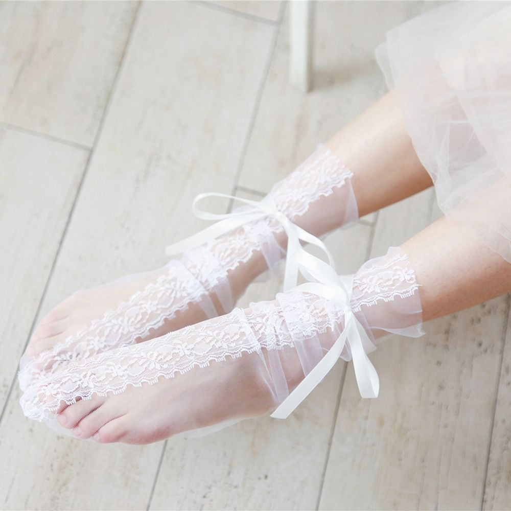 Summer New Women Fashion Fishnet Net Thin   Socks   Transparent Breathable Soft Mesh Ankle Thin Mesh Breathable Transparent   Socks