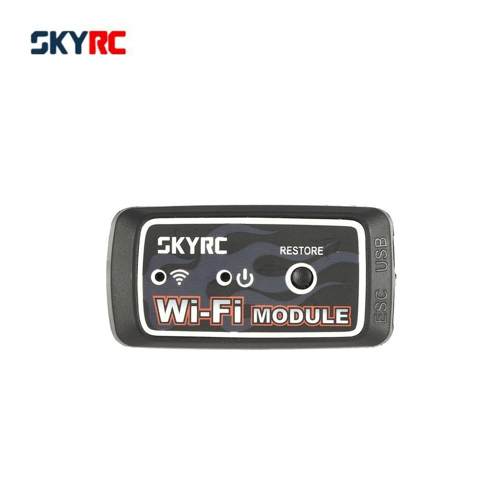 SKYRC SK-600075-01 WiFi Module Compatible with Original ESC and Charger Imax B6 Mini B6AC V2 for RC Model Spare Parts children s clothing girls winter down jacket 2018 baby kids long fur hooded thick outerwear toddler girl warm padded cotton coat