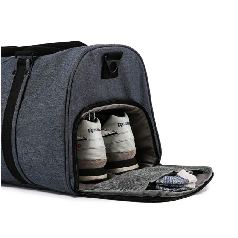 2019 Brand new men sport gym bag for women fitness waterproof oxford separate space for shoes storage bags tour luggage handbag in Gym Bags from Sports Entertainment