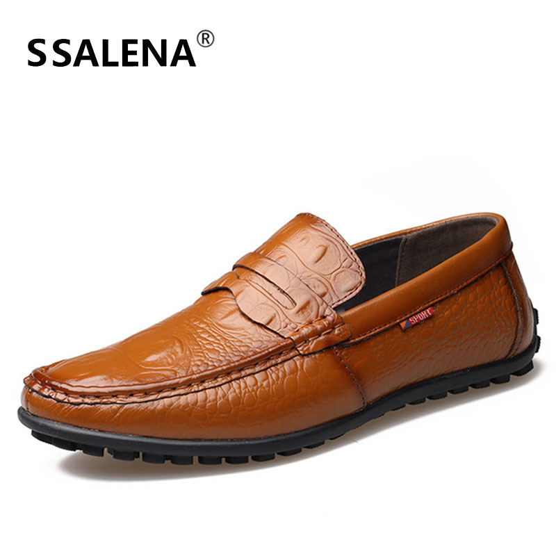 Sporting Men Slip-on Summer Dress Shoes Vintage Men Breathable Leather Shoes Male Imitate Fish Snake Skin Business Shoes Aa51533 Invigorating Blood Circulation And Stopping Pains Formal Shoes