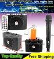 FreeShipping USB УКВ Беспроводной Ручной Микрофон и Усилитель Голоса Громкоговоритель Для Обучения Экскурсовод Конференция Встречи Продаж