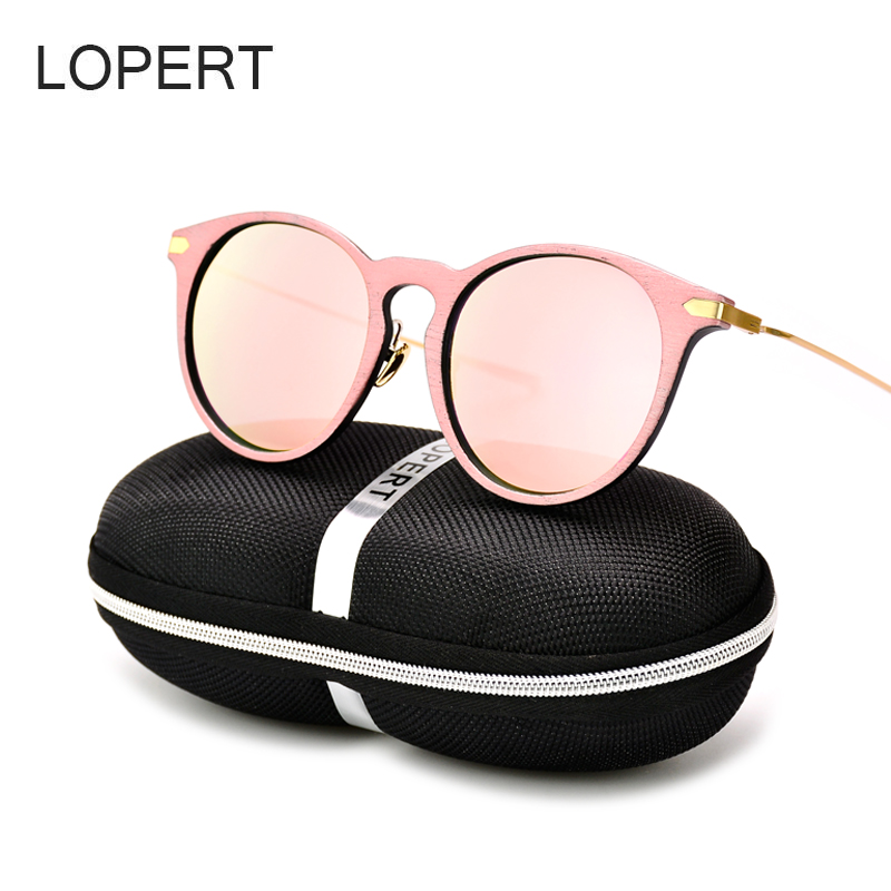 LOPERT Rodada Moda Olho de Gato Óculos De Sol Das Mulheres Designer de Marca  Óculos de Alta Guality Rosa óculos de Sol Óculos De Sol óculos De Sol UV400 0aaf15bb04