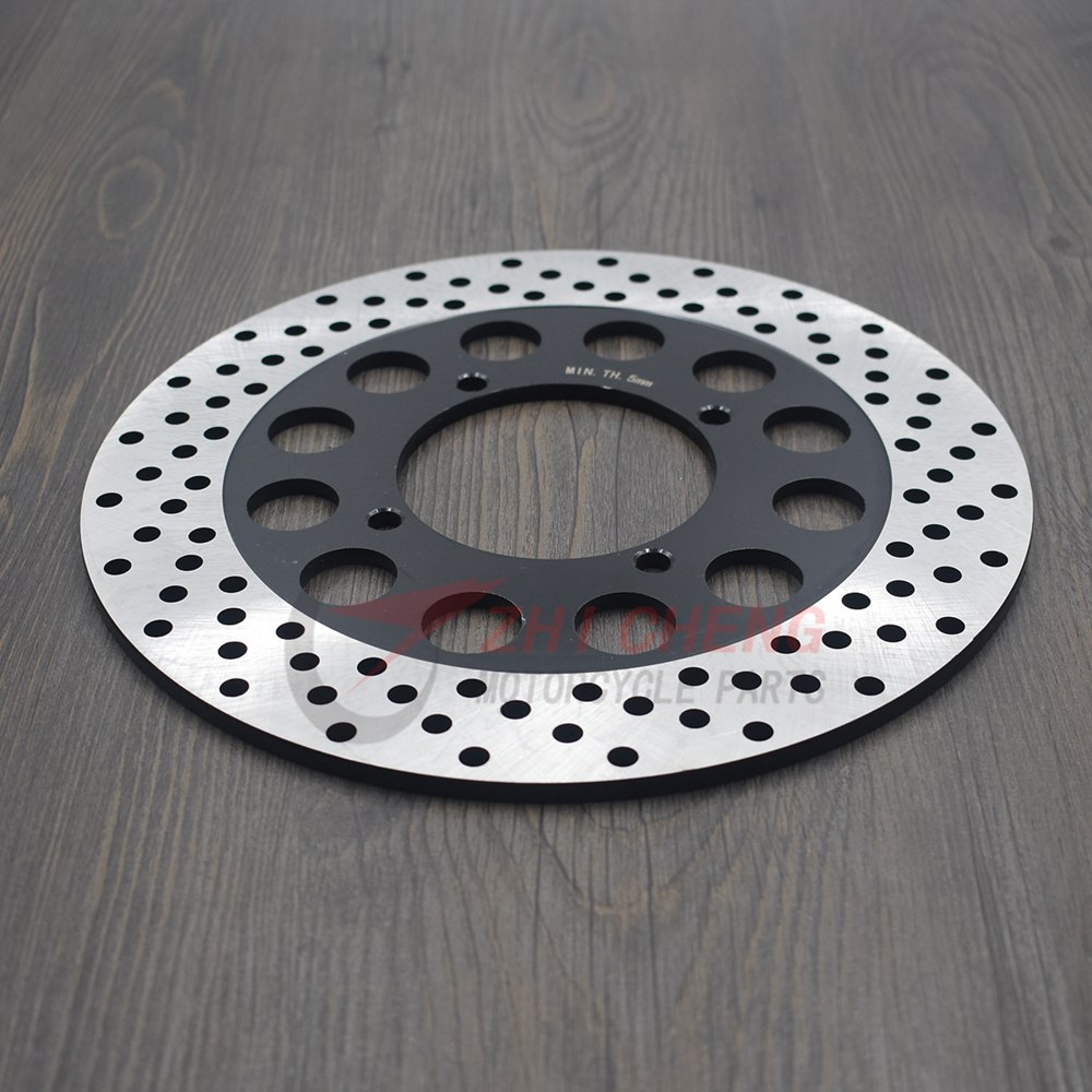 Rear Brake Disc Rotor For Suzuki GS 500 EK/EL/EM/EN/EP/ER/ES/ET/EV/EW/EX/EY/K1/K2/K3/K4/FK4/FK5/K5/K6/FK6/K7/FK7/K8/FK8 1989-08(China)