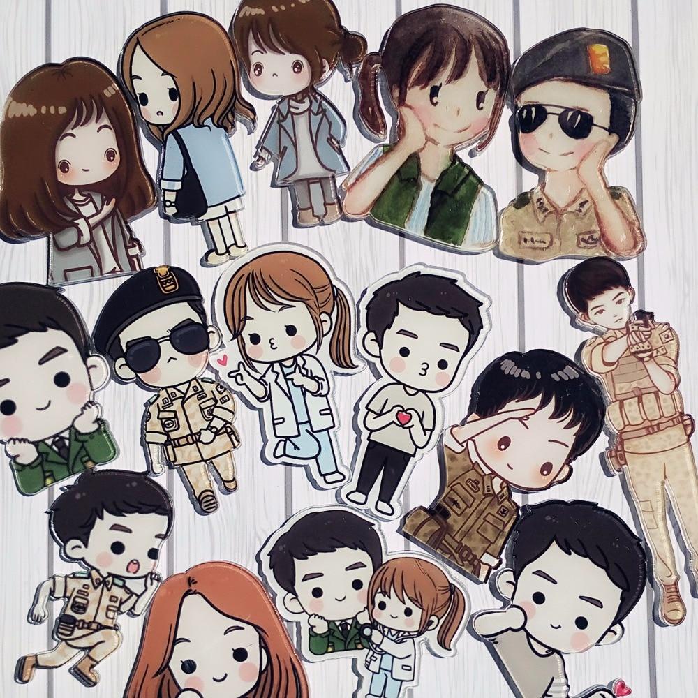 Gambar Kartun Artis Korea