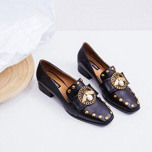 Women's genuine leather bee fl