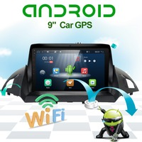 Android 7,1 автомобильный dvd плеер для FORD KUGA 2013 2014 автомобильный аудио стерео Мультимедиа gps головное устройство с wifi зеркало для видео ссылка