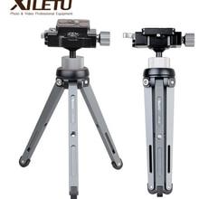 XILETU XT-15+ BS-1 камера Телефон Стенд Легкий Настольный мини штатив для смартфона беззеркальная камера DSLR
