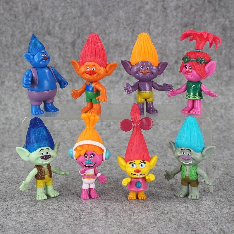 Best Dreamworks Trolls Toys : Online buy wholesale troll dolls from china