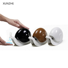 New Creative Snail Shape Automatic Soap Dispenser Touchless Sanitizer Liquid for Kitchen Bathroom
