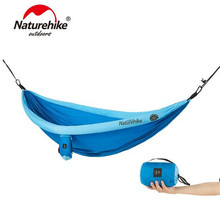 NatureHike Portable Hammock For 2 Person High Strength Outdoor Camping Hanging Ultralight