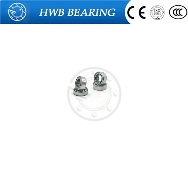 Free shipping3*8*4mm 4*9*4mm 7*13*4mm 8*14*4mm 2 unit of each size MINI deep groove ball bearing 8 4 1030788