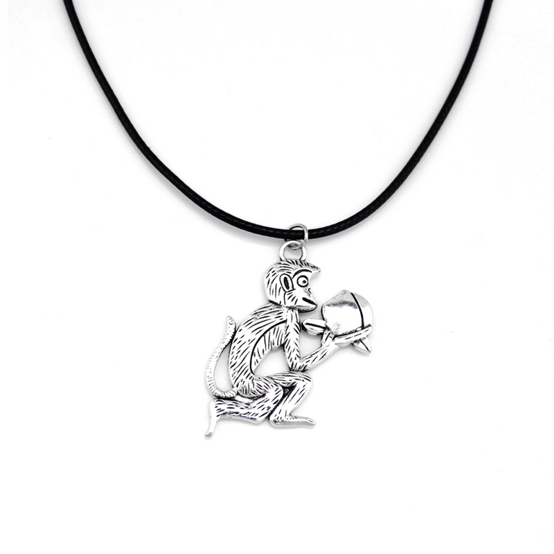 Original New Fashion Cute Monkey Necklaces Pendants For
