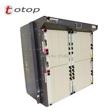 Huawei MA5680T OLT con Telaio + SCUN * 2 + GICF * 2 + PRTE * 2 Originale MA5680T GPON EPON OLT