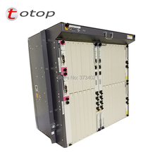 Huawei社MA5680T oltとシャーシ + scun * 2 + gicf * 2 + prte * 2オリジナルMA5680T gpon epon olt