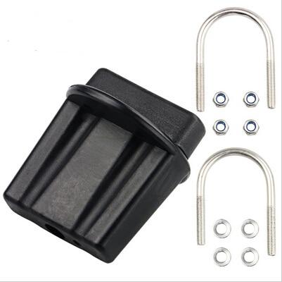 Bracket Lock Lockener negro para 3L 5L GAS CAN Soporte de tanque de - Accesorios y repuestos para motocicletas