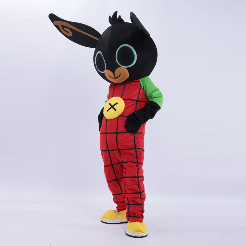 bing mascot costume of rabbit mascot cosplay in Mascot from Novelty Special Use