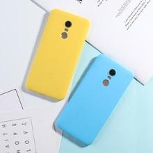 For Redmi 5 Plus Case Candy Color TPU Xiaomi 6 7 Pro Luxury Ultra thin Silicone Soft Matte Phone Cover