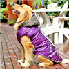 Large Hooded Rain Coat 1