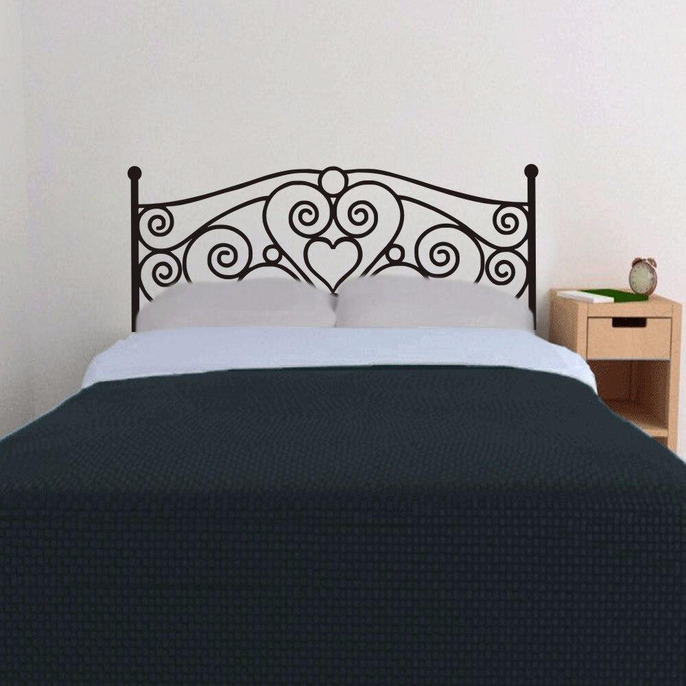 Cabeceros de camas king compra lotes baratos de for Vinilos pared aliexpress
