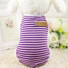 Classic Striped Dog Clothes